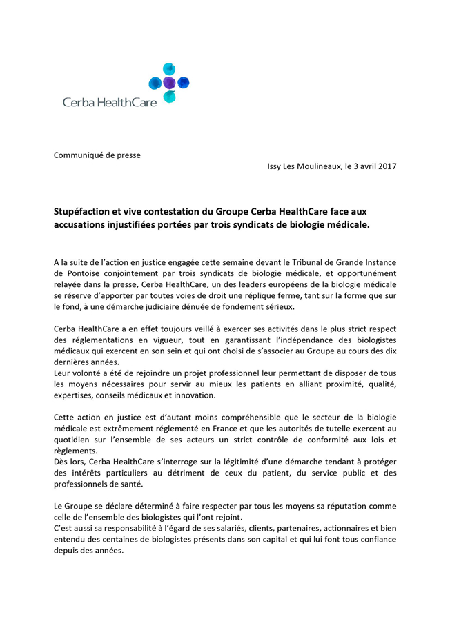 Index Syndicat Des Biologistes Praticiens Bioprat